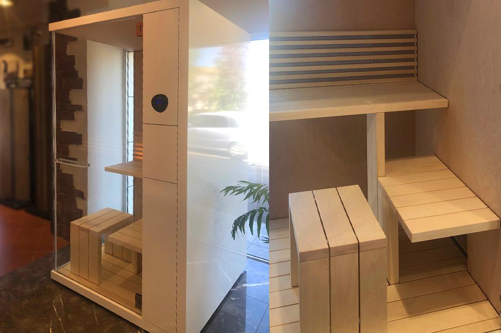 realizzazione sauna grosseto