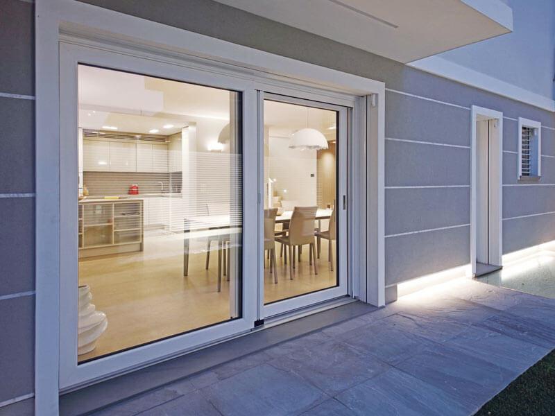 Tecnoplast infissi in PVC: le migliori finestre italiane nascono dalla passione per la qualità.
